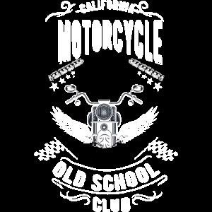 Retro Motorrad Motorcycle T-Shirt