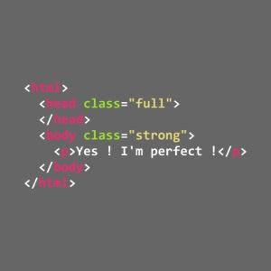 HTML perfect