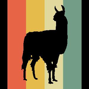 Retro Alpaka