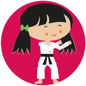Happy Meitlis - Karate