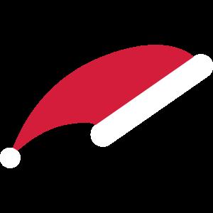 Zipfelmütze Weihnachtsmütze Bommel Weihnachtsmann