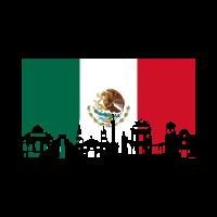 Mexiko Heimat City Geschenk