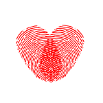 Touched by love 30 cm png