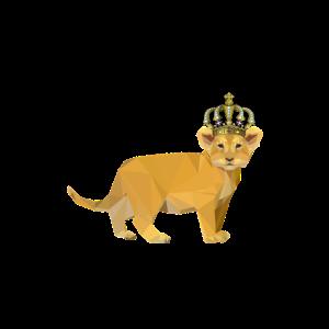 Future King Baby Löwe