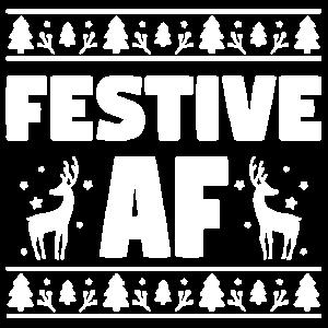 Festliches AF-Shirt