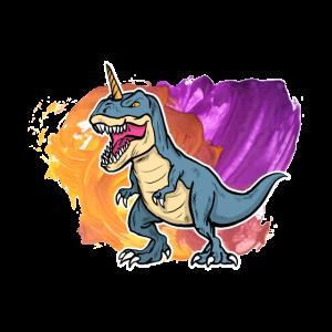 Lustiges Dino Shirt