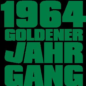 Goldener Jahrgang - 1964