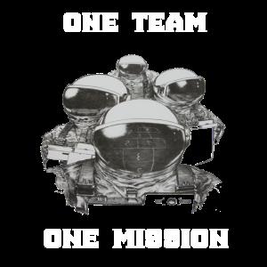Astronaut Weltraum Raumfahrt Rakete Space Geschenk