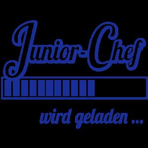 Junior-Chef wird geladen ... (Schwangerschaft, 1C)