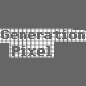 Generation Pixel weiss