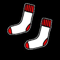 Paar Socken
