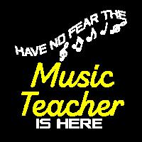 Musiklehrer Aufführung