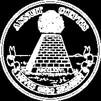 Allsehendes Auge in der Pyramide - Auge Gottes
