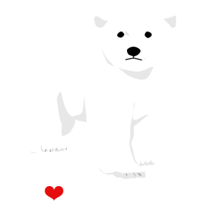 I Love Polar Bear