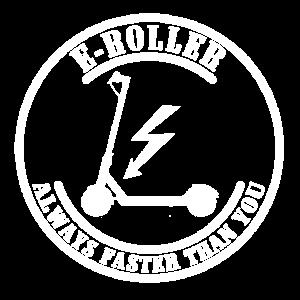 E-Roller Cityroller Elektro Roller Geschenkidee