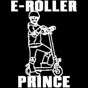 Elektro Roller Prinz E-Roller Geschenkidee