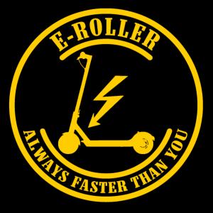 Elektro Roller E-Roller Fan Geschenk Bestseller