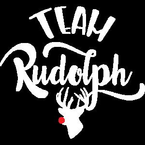 Team Rudolph white