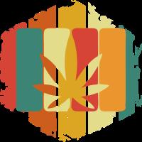 Gras Jamaica Farben Hanfblatt Motiv Gras Geschenk