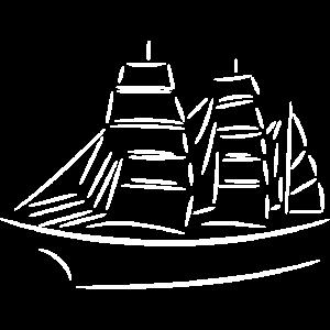 Segelschiff, Boot