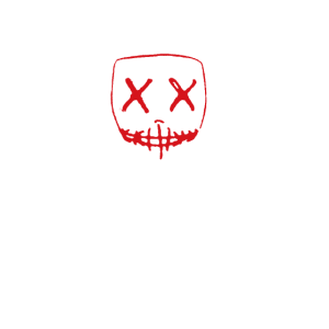 Horror Maske
