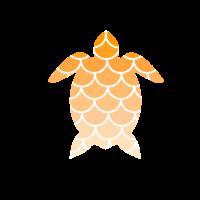 Style Kroete turtle