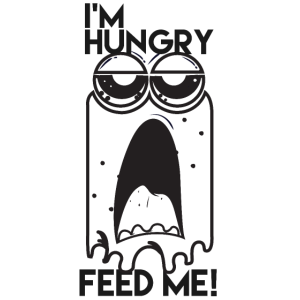 Im Hungry Feed Me