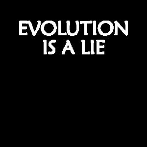 Verschwörungstheorie Evolution ist eine Lüge