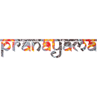 pranayama schriftzug e 33