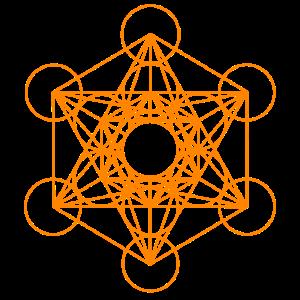 Metatrons Würfel 9