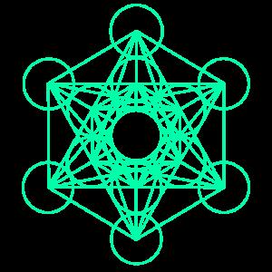 Metatrons Würfel 10
