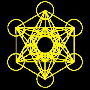 Metatrons Würfel 12
