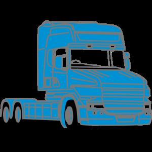181. V8 Truck LKW Laster Fahrzeug