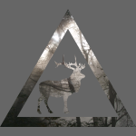Mystical Forest Deer Triangle