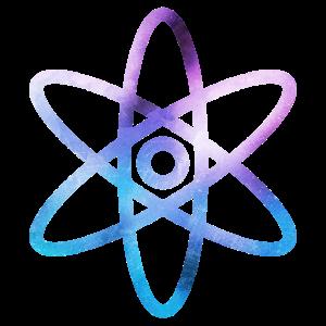 Atomsymbol Atom Wissenschaft Symbol Atom-Symbol