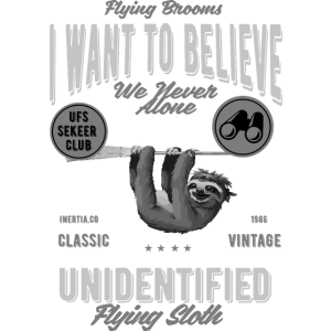 I Want to Believe - Faultier