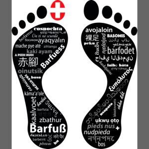 "Barfuss-Logo ""Sprachen"""