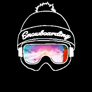 Snowboard Powder Freeride Apres Ski Board Geschenk