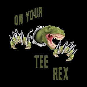 Auf deinem Abschlag Rex