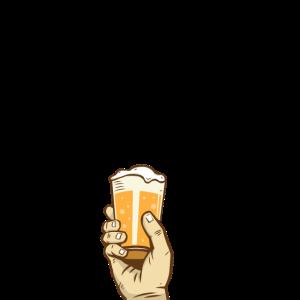 lustiger Trinkspruch - Bier Prost