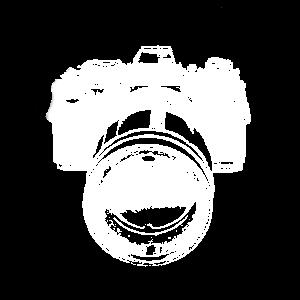 Alte Kamera Weiss