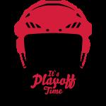 Eishockey Playoff Bart - Hockey Beard Helmet 2