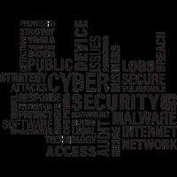 Cyber Wortwolke