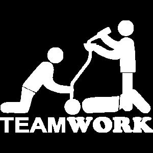Teamwork– Malle – Geschenk