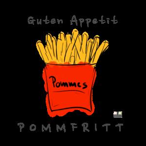Guten Appetit Pommfritt
