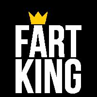 Lustiges T-Shirt - Furz-König