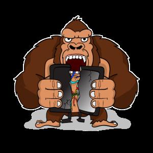 Gaming Gorilla Gamer Zocken Videospiele Zocken