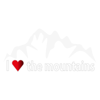 Ich liebe die Berge