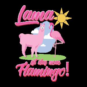Lama ist das neue Flamingo! Super Trendy Aktuell