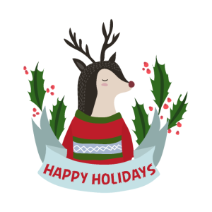 Ferien in der Weihnachtszeit
